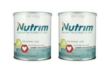 Nutrim 2-30 serving canisters - one month supply