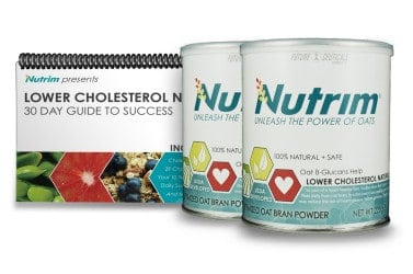 Nutrim Success Kit - Guide To Lower Cholesterol Naturally
